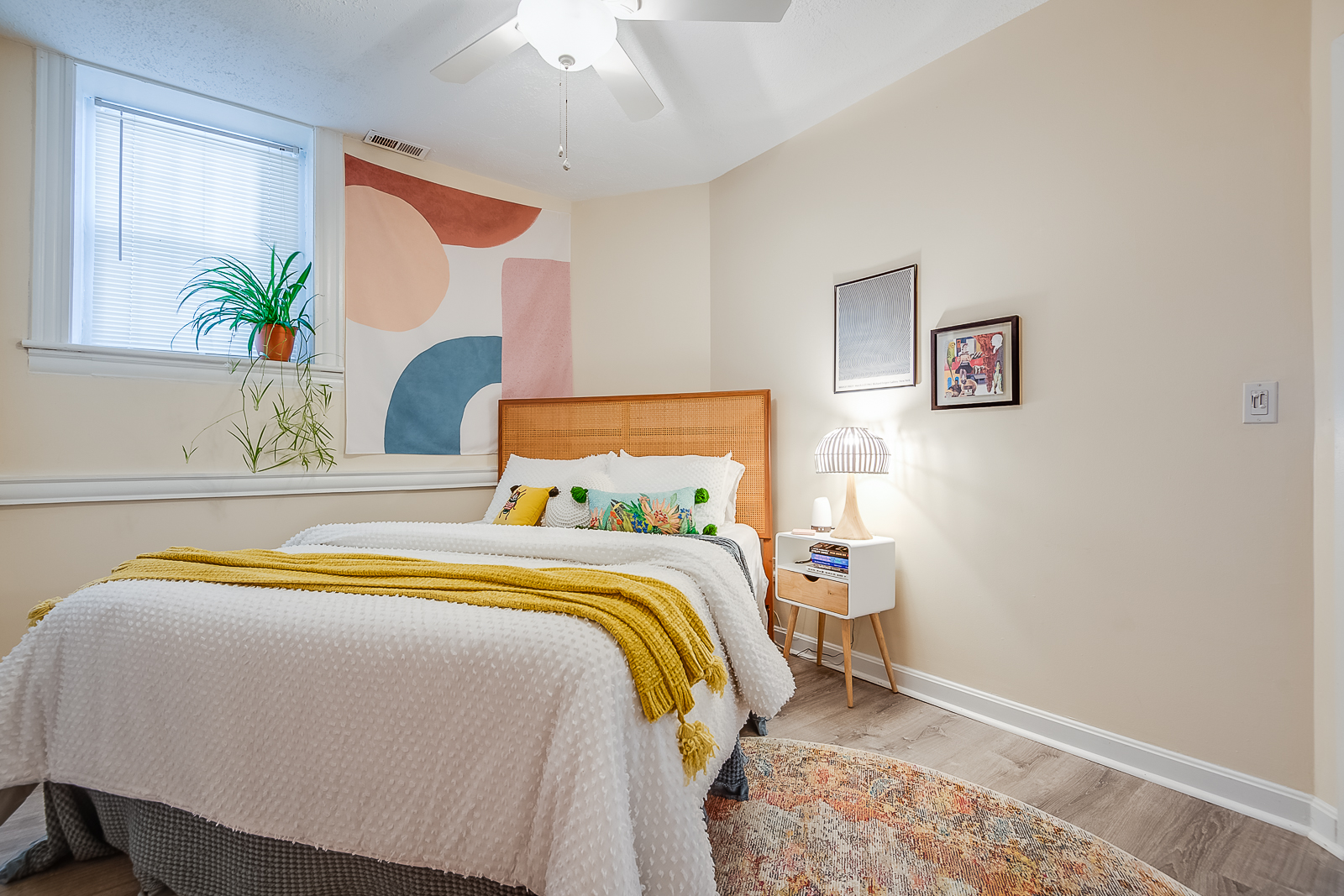 Quaint Bedroom 111 Woodland Street Apt 3 Worcester MA