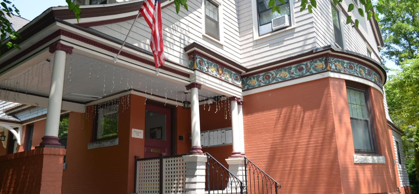 62 Cedar Street Worcester MA 2020 Preservation Award Winner